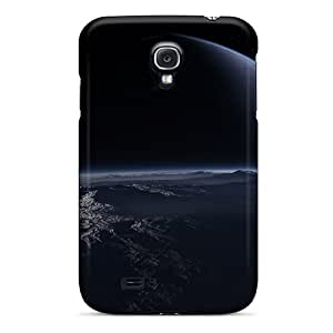 Slim Fit Tpu Protector Shock Absorbent Bumper 3d Space Cases For Galaxy S4