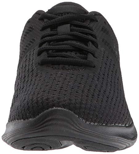 Nike Wmns 002 Para black Zapatillas Revolution De black Running 4 Mujer Negro rrqdSw