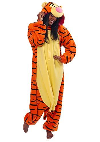 (Tigger Kigurumi - Adult Costume)