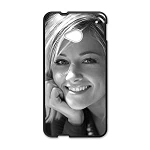 Bright Smile Fashion Comstom Plastic case cover For HTC One M7