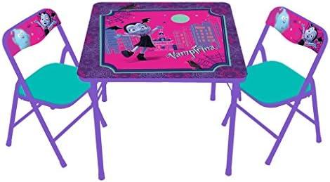 Amazon Com Vampirina New Disney S Activity Table Set With Two