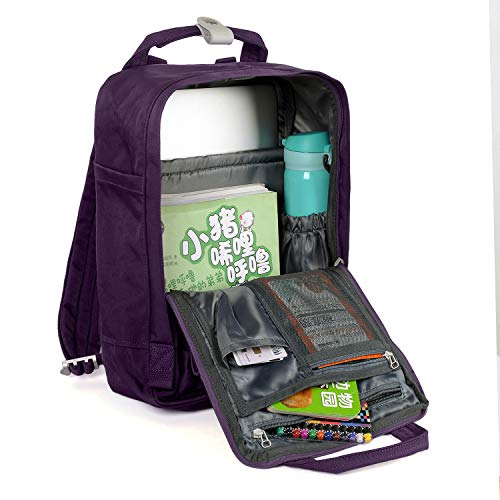 "Himawari Backpack Laptop Backpack College Backpack School Bag 14.9"" Travel Backpack for Women,Fits 13-inch Laptop(189-01#)"