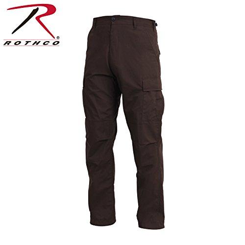 Rothco BDU Swat Cloth Pant, Brown, (Brown Swat Cloth)