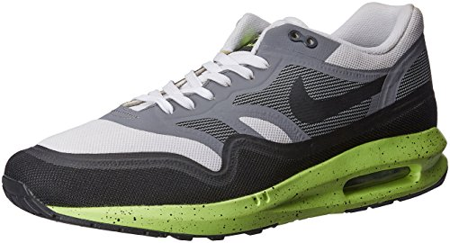 sports shoes b73c2 261cd Nike Men's Air Max Lunar1, WHITE/BLACK-COOL GREY-VOLT, 8 M US ...