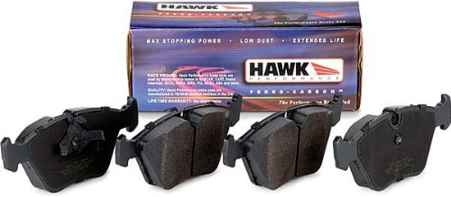 Hawk Performance HB295F.630 HPS Performance Ceramic Brake Pa