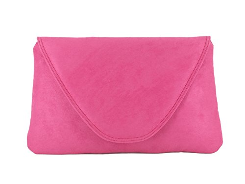 LONI Pochettes Pink femme Pink Hot RpRwrqg