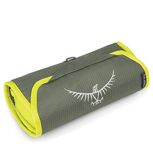 Osprey UltraLight Roll Organizer, Electric Lime, One Size