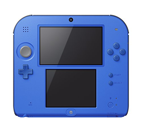 Amazon.com: Nintendo 2DS - Electric Blue with Mario Kart 7 ...