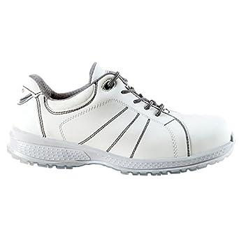 Giasco KU025I44 - Zapatillas bajas (tallas de 9,5 x 44 cm), color blanco: Amazon.es: Amazon.es