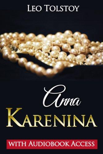 Anna Karenina (Annotated, with Audiobook Access)