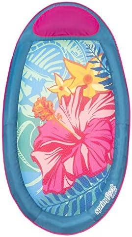 SwimWays Spring Float Graphic Prints - Hibiscus