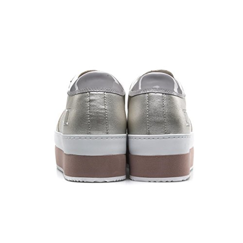 Mujer T E PH Platino Sneakers A MO W281 D LE wAUPqx