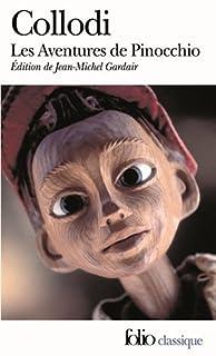 Les aventures de Pinocchio : histoire d'un pantin