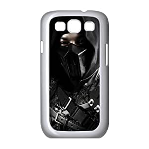 noob saibot cosplay Samsung Galaxy S3 9300 Cell Phone Case White xlb2-206923