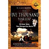 img - for The Five Thousand Year Leap: 30 Year Anniversary Edition with Glenn Beck Foreword book / textbook / text book