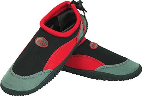 Mikrofaserhandtuch Schuhe Badeschuhe MODELL Herren Kinder Aqua Damen Poolschuhe Jugendliche Speed Neopren 21B Set Aqua Rot Grau Schwarz xAFFwqfU