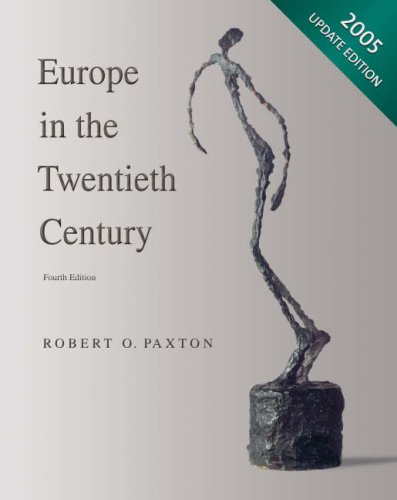 Europe in the Twentieth Century