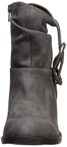Sugar Women's Sgr-Prime Ankle Boot Charcoal Nubuck N1gqJszEAy
