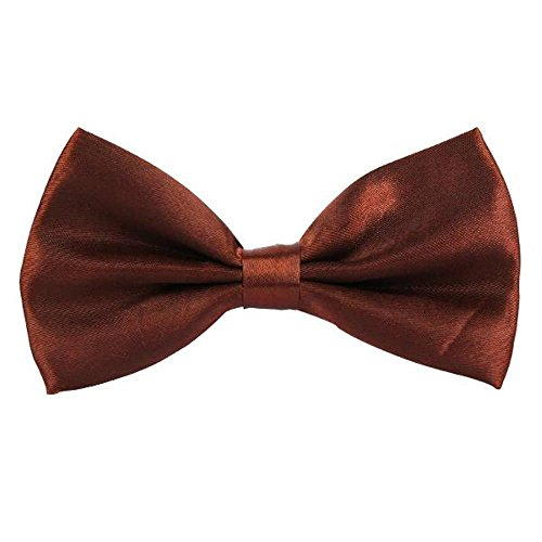 Tie Neck Wedding Bow Brown Pre AllRight Mens Ties Tied Tie Bow pcTWtxa4Sq
