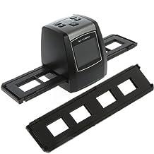 Kingzer Automatic 5MP 35mm USB LCD Digital Film Converter Slide Negative Photo Scanner