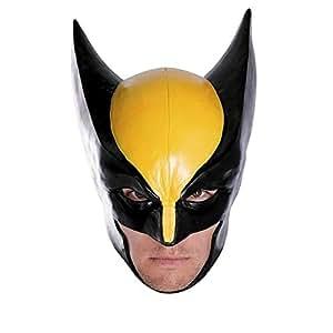 WOLVERINE Origins X-Men Deluxe Full Latex Mask Adult | Disguise
