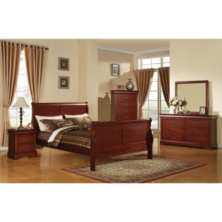 Queen Size Traditional Footboard - 6