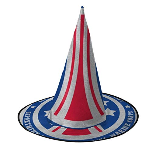Alien Colonial Marine Corps Logo Witch Hat