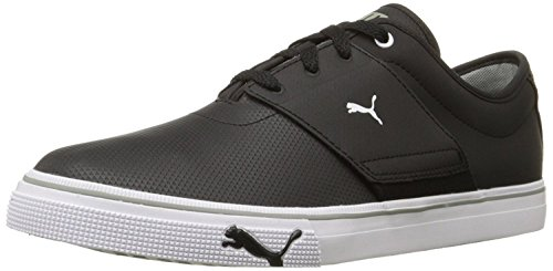 Puma Mens El Ace Core Lace-Up Fashion Sneaker, Black, 46 D(M) EU/11 D(M) UK