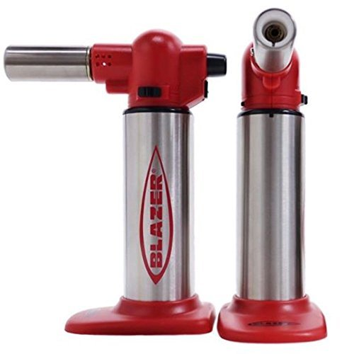 Blazer 189-8020 Blazer 189-8020 Big Buddy Turbo Torch, Red, Stainless steel, Red and Stainless Steel