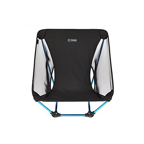 Helinox - Ground Chair, The Ultimate Lightweight Camp Chair, Black