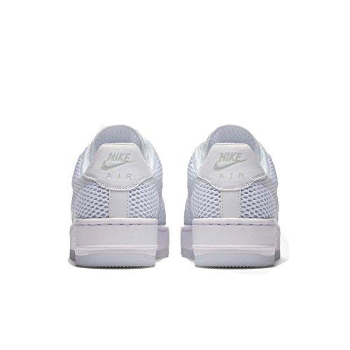 Nike Af1 Deporte White Low W para Blanco de White Upstep Mujer Zapatillas BR ArqAaOx