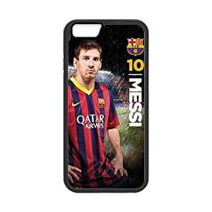 IPhone 6 Plus 5.5 Inch Phone Case for Lionel Messi pattern design GLM06SQ66868