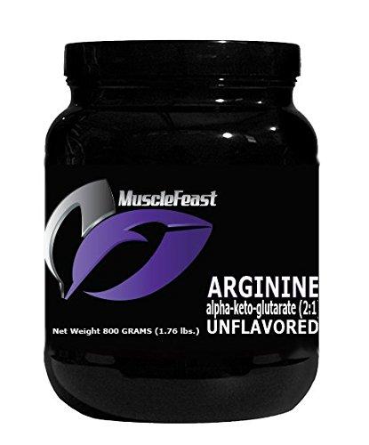 Arginine AKG 800 Grams (1.76 Lbs)