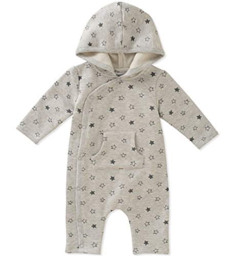 Hooded Kids Coverall - 5