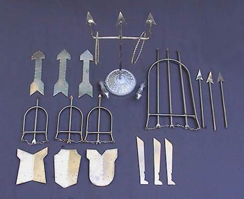 Ochosi Tool Set - Herramientas by Botanica Achaba