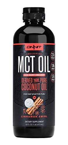 Onnit Emulsified MCT Oil Instantly