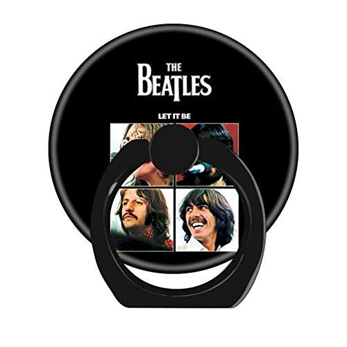 - Smart Phone Stand Ring Holder Universal 360 Degree Rotating Finger Grip Kickstand for All Cell Phones Tablets-Beatles