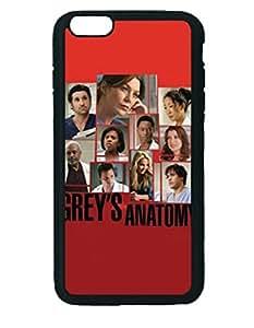 Grey's Anatomy Quotes Custom Diy Unique Image Durable Rubber Silicone Case Iphone 6 Plus - 5.5 inches