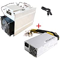 Bitmain Antminer X3 220KH/S Asic CrptoNight Miner Include APW7 PSU Power Cord