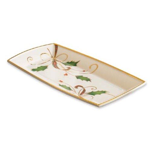 Lenox Holiday Nouveau Bath Fingertip (Holiday Nouveau Towel)