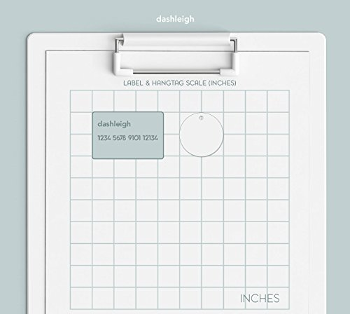 amazoncom 120 printable cardstock kraft circle hang tags with holes personalize and custom tags 2 x 2 inches office products