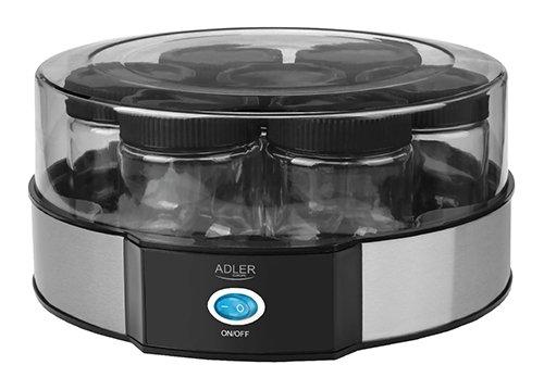 Adler–AD 4476–Machine à Yaourt [Classe énergétique A] ad4476