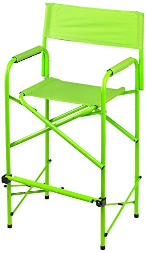 E-Z UP Directors Chair, Tall, Green by E-Z UP