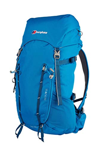Berghaus Freeflow Outdoor Backpack Available in Mykonos Blue - 35 litres from Berghaus