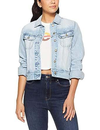 Lee Women's Classic Denim Jacket, Whiplash, 10