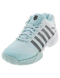 K-Swiss Hypercourt Express Junior Tennis Shoe White
