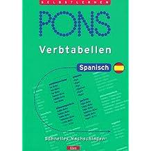Amazon carlos segoviano books pons verbtabellen spanisch fandeluxe Image collections