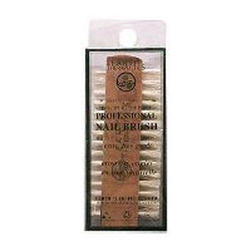 Nail Brush Therapeutics Earth Professional - Earth Therapeutics Nail Brush Genuine Bristl Brush