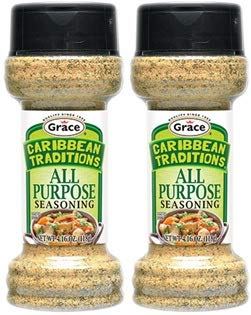 CARIBBEAN TRADITIONS ALL PURPOSE SEASONING 4.16 OZ 2PK ()