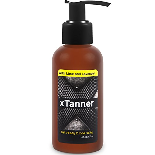 Everyday Gradual Tan Face - Natural Self Tanner for Men 4oz: Get Instant Face & Body Tan! Organic Indoor Sunless Tanning Lotion Without Bronzer. Clean Scent. Gradual Self-Tanner for Sun Kissed Glow. Tanners for Sensitive Skin